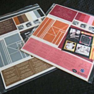 Shortcuts,Creative Memories  1Warm,  1Neutral Paper Packs!